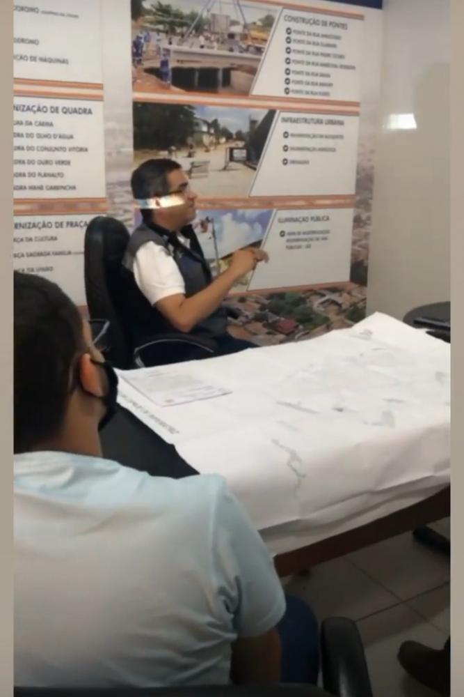 Zigomar Filho convoca equipe para planejar ações pensando no período chuvoso